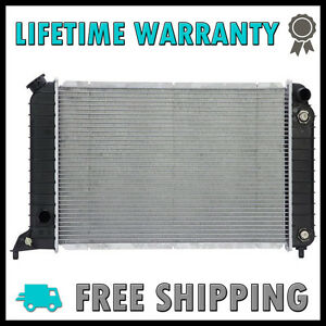 1531 New Radiator For Chevrolet S10 94 03 Gmc Sonoma 94 03 Isuzu Hombre 2 2 L4