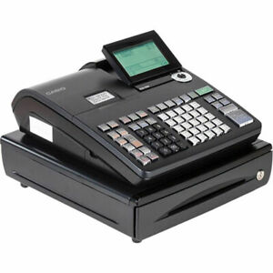 Casio Pcr t500 Electronic Cash Register