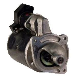 New Starter For Ford New Holland Tractor 2000 2100 2110 2120 2300 230a 231