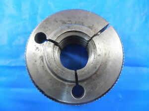1 6 Stub Acme Thread Ring Gage 1 0 Go Only Pd 9450 Quality Control Inspection