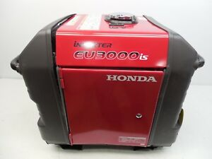 Honda Eu3000is 3000 Watt Carb Compliant Inverter Generator 1