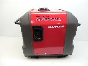 Honda Eu3000is 3000 Watt Carb Compliant Inverter Generator 2