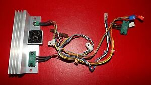 Canon 100 Document Camera Heatsink Rectifier Transistors Cables Oem
