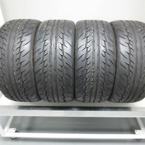 245 40r20 Federal 595 Evo 95y Tire 10 32nd Set Of 4 No Repairs