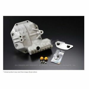Greddy 14510400 Differential Cover For 2012 Scion Subaru Toyota Frs Brz 86