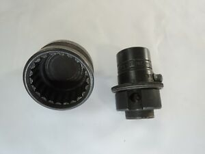 Very Nice Vintage Snap On 3 4 Torque Drive Ratchet Adaptor L 672 A