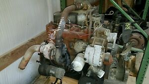 Aftercooled Cummins 4bt 3 9 Turbo Diesel Engine Ford Manual Kit Free Shipping