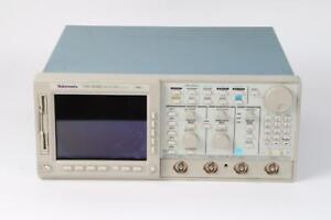 Tektronix Tds 684b Color Four Channel Digital Realtime Oscilloscope Opt 13 1f 2f