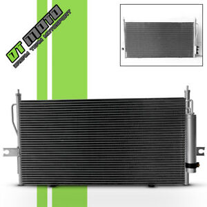 3100 Ni3030158 Ac A c Condenser For 2003 2004 Nissan Frontier Xterra 2 4 3 3l