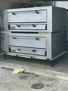 Marsal Sd 1060 Stacked Pizza Oven Lightly Used Just 3yrs Old 80 x43