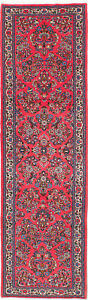 Hand Knotted Persian 2 9 X 9 9 Sarough Traditional Wool Rug