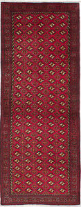 Hand Knotted Persian Carpet 3 7 X 9 4 Vintage Wool Rug