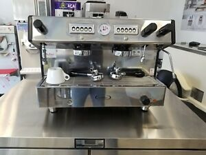 Brasilia Cadetta 2 Group Automatic Espresso Machine With Built in Cup Warmer