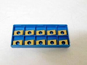 Ingersoll Cutting Tools Carbide Milling Inserts Cde323l034 In2530 Qty 10 5804221