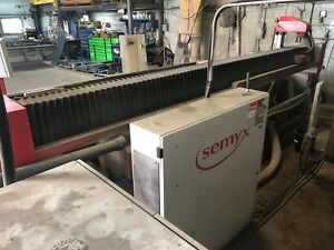 2017 Semyx Optima 420 Waterjet Cutting System 3069