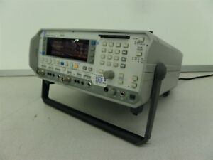 Wandel Goltermann Psm 137 Selective Level Meter As Is