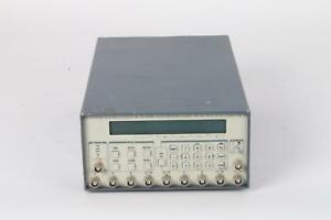 Stanford Research Dg535 Four Channel Digital Delay Pulse Generator Opt 01 02 03