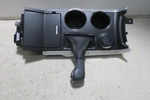 2011 2015 Ford Explorer Front Console Cup Holder Shifter Select Shift Oem 2014