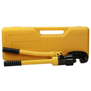 Hydraulic Cutting Tool For Rod Wire Cable Bar Cutter Cutting Tool Rod Cutter