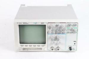 Hp Agilent 54622a 2 channel 100 Mhz Oscilloscope W N2757a Gpib Interface