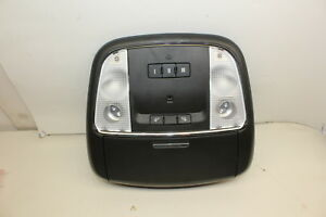 15 18 300 Dodge Charger Overhead Console Dome Light Homelink bc3