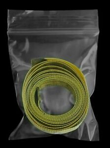 Tiny Ziplock Reclosable Bags 2 5 X 3 4 Mil Durable Self Seal Polybags 10000