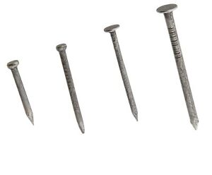 Helping Hand 50200 Assorted Small Straight T Head Nails 2 5 Oz