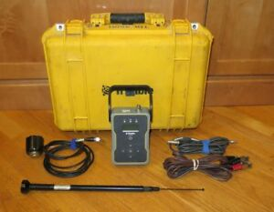 Trimble Tdl 450h 35watt High Power Gps Base Station Repeater Radio 430 473mhz
