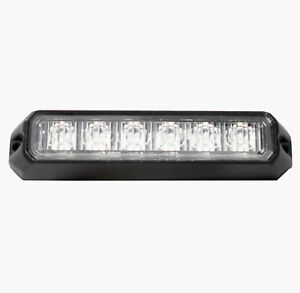 New Race Sport Rs c3069sm6 r 6 led Red Ip68 Surface Mount Light Head W Strobe