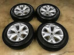 18 Vw Volkswagon Atlas Factory Wheels And Tires