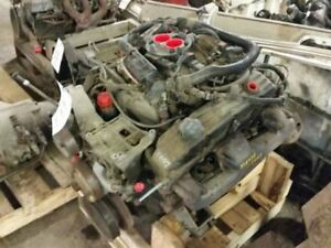 Engine Assembly 8 318 5 2l Fits 1993 Dodge 1500 Pickup 508661