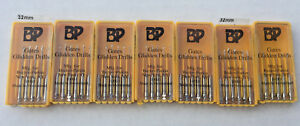 Lot Of 40 Gates Glidden Dental Endodontic Burrs As Shown In Pictures Swiss Made