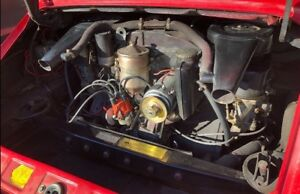 1969 Porsche 912 Engine 616 4 Cylinder Complete With Extra Parts