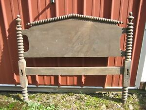 Jenny Lind Bed Or Spool Bed Headboard And Footboard For Restoration Vintage