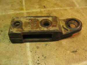 Minneapolis Moline M670 Gas Tractor 3 Point Hitch Draft Arm End 10a18014 Right