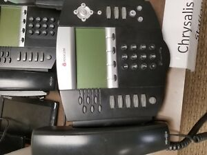 Polycom Soundpoint Ip560 Voip Phone Poe Lot