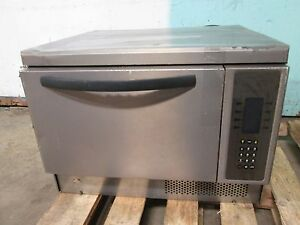 turbochef Ngc Hd Commercial Ss Rapid Cook Counter top Oven 208 240v 1ph nsf