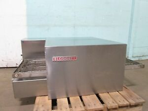 blodgett Commercial H d 3ph Electric Conveyor Pizza Oven W digital Controls