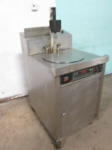 chesterfried Cf500 Commercial Hd 208v 3ph Electric Digital Fryer W filtration