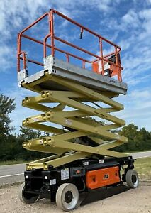 Jlg 3246 Electric Scissor Lift Aerial refurbished Warranty Dealer Ie Genie