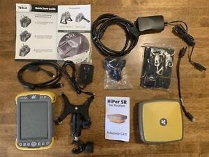 Topcon Hiper Sr Network Gps Rover Kit With Tesla