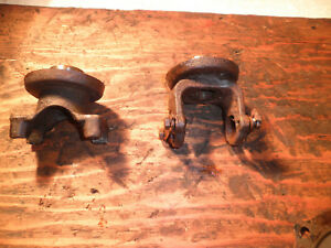Willys Overland Jeep Lightning Front And Rear Transfer Case Yolks 56 L226