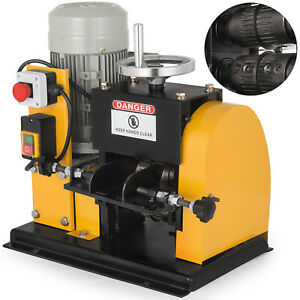 Large Cables Wire Stripping Machine 1 5 60mm Metal Recycle Portable 2hp 1500w