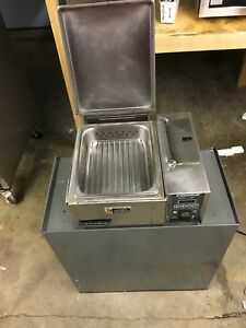 Roundup Commercial Steam Countertop Food Warmer