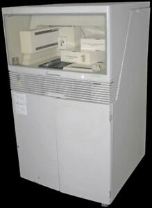 Abi Prism 3700 Laboratory Medical Dna Analyzer Sequencer W software Parts