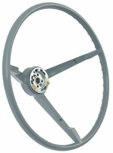 1965 1966 Ford Mustang 15 3 spoke Steering Wheel 1966 Blue