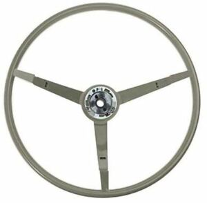 1965 1966 Ford Mustang 15 3 spoke Steering Wheel Ivy Gold
