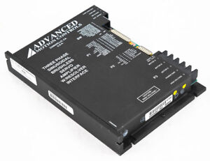 Advanced Motion Controls 25a20 3 phase Brushless Servo Amplifier Sr25a20c sm5