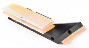 Pgl Laser Optic Diffraction Grating Mirror Coated Plate Angle Bracket Assembly