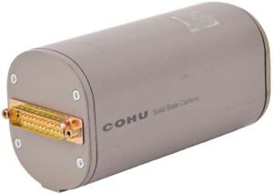 Cohu 4812 7000 0000 Solid State Surveillance security Camera Controller
